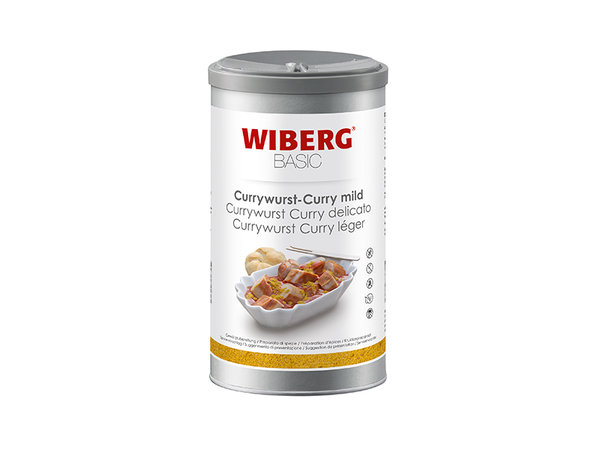 Currywurst Curry mild, Basic | Preis je Dose 1.200ml
