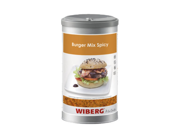 Burger Mix Spicy